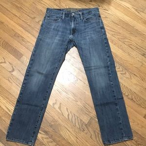 Mens American Eagle Slim Straight Jeans Size 30/32